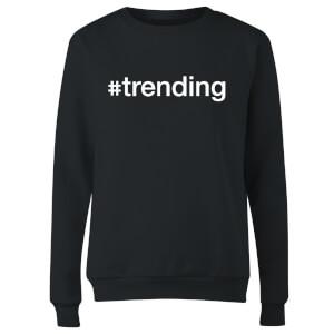 trending Women's Sweatshirt - Black