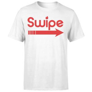 Swipe Right T-Shirt - White