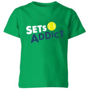 Set Addicts Kids' T-Shirt - Kelly Green