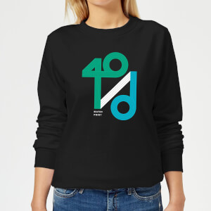 40 / d Match Point Women's Sweatshirt - Black