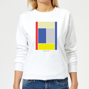 Center Court Women's Sweatshirt - White