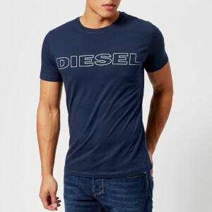 Diesel Men's Jake Crew Neck T-Shirt - Navy
