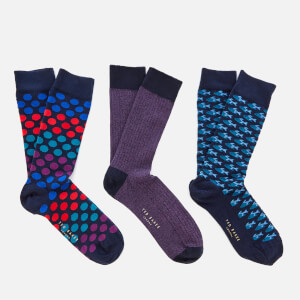 Ted Baker Men's Reldi Sock Set - Multi