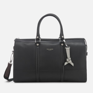 Ted Baker Men's Radical Leather Holdall Bag - Black