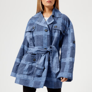 Vivienne Westwood Anglomania Women's Safari Jacket - Indigo