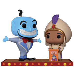 Aladdin Genie Funko Pop! Movie Moment