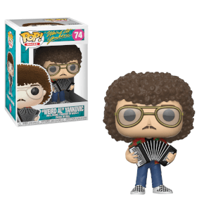 "Pop! Rocks ""Weird Al"" Yankovic Funko Pop! Figuur"