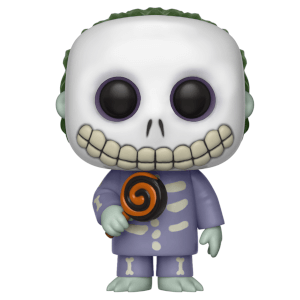 Disney The Nightmare Before Christmas Barrel Pop! Vinyl Figure