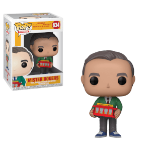 Figurine Pop! Mr Rogers