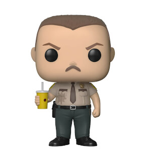 Super Troopers Farva Pop! Vinyl Figur