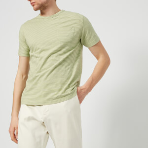 YMC Men's Pugsley T-Shirt - Lt Green