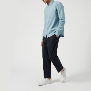 YMC Men's Hand Me Down Trousers - Navy: Image 3