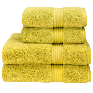 Christy Supreme Hygro Towel Range - Chartreuse
