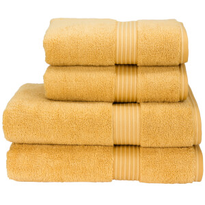 Christy Supreme Hygro Towel Range - Honey