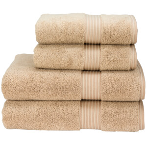 Christy Supreme Hygro Towel Range - Stone