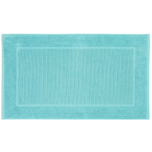 Christy Supreme Hygro Bath Mat - Set of 2 - Lagoon