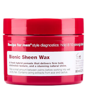 Recipe for Men Bionic Sheen cera styling 80 ml