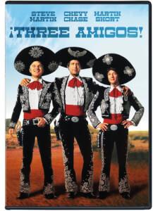 Three Amigos (1986)