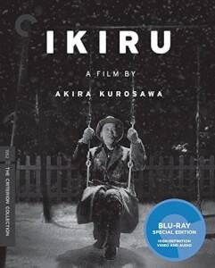 Criterion Collection: Ikiru