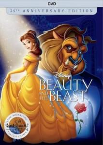 Beauty & The Beast 25th Anniv Ed