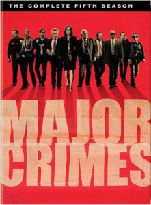 Major Crimes: The Complete Fifth Season 5