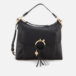 See By Chloé Women's Medium Joan Shoulder Bag - Black