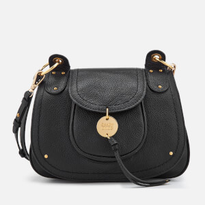 See By Chloé Women's Susie Medium Shoulder Bag - Black