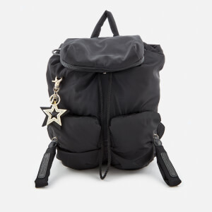 See By Chloé Women's Joy Rider Nylon Backpack - Black