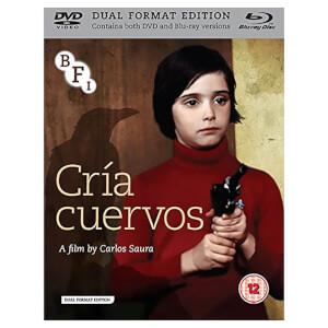 Cria Cuervos (Dual Format Edition)