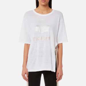Isabel Marant Étoile Women's Kuta T-Shirt - White