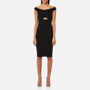 Bec & Bridge Women's Aurelie Cut Out Dress - Black