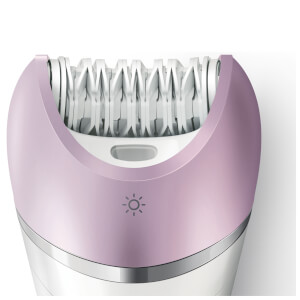 Philips Satinelle Advanced Wet & Dry Epilator with 5 Attachments BRE630/00: Image 2