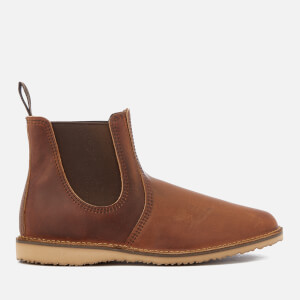 Red Wing Men's Weekender Leather Chelsea Boots - Copper Rough & Tough