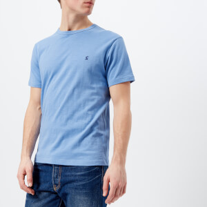 Joules Men's Laundered T-Shirt - Powder Blue