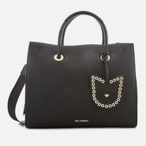 Karl Lagerfeld Women's K/Karry All Shopper Bag - Black