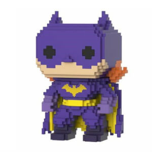 Figura Pop! Vinyl Exclusiva Batgirl - 8 Bit