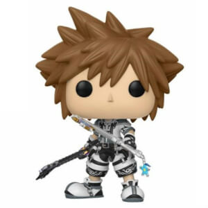 Kingdom Hearts Sora Gear EXC Pop! Vinyl Figure