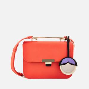 Furla Women's Elisir Mini Cross Body Bag - Mango