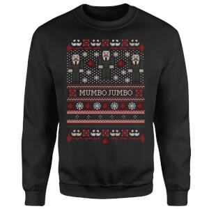 Mumbo Jumbo Festive Black Sweatshirt