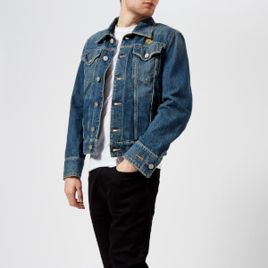 Vivienne Westwood Anglomania Men's New D Ace Jacket - Blue Denim