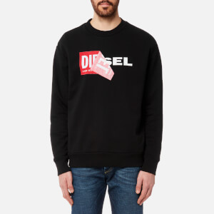 Diesel Men's Samy Crew Sweatshirt - Black