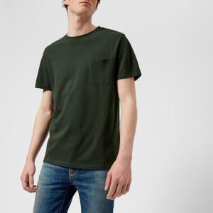 A.P.C. Men's Road T-Shirt - Vert Fonce