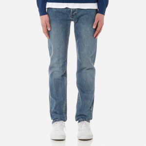 A.P.C. Men's Petit New Standard Mid Rise Tight Leg Jeans - Indigo