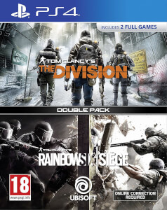 Pack Doble Tom Clancy's The Division + Rainbow Six Siege