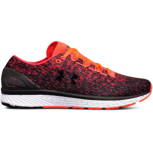 Under Armour Men's Charged Bandit 3 Ombre Running Shoes - Red