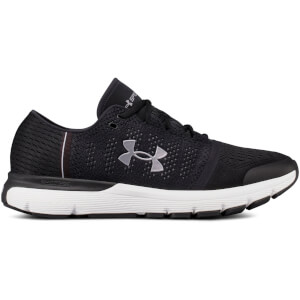 Under Armour Men's Speedform Gemini Vent Running Shoes - Black