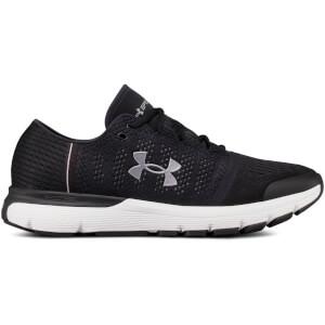 Under Armour Men's Speedform Gemini Vent Running Shoes - Black