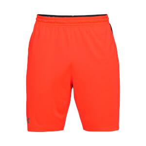 Under Armour Men's Fade Graphic MK1 Shorts - Orange