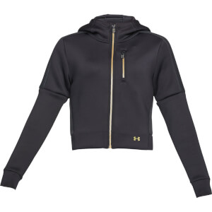 Under Armour Women's Perpetual Spacer Jacket - Black
