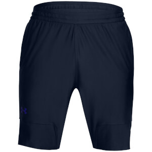 Under Armour Men's Threadborne Vanish FTD Shorts - Navy